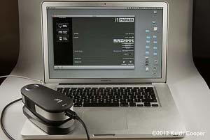 laptop monitor profiling
