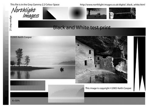 Mk1 BW test image
