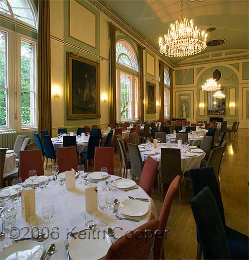 ballroom - stitched image