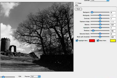 Power Retouch Black White Studio 1.3 pro review