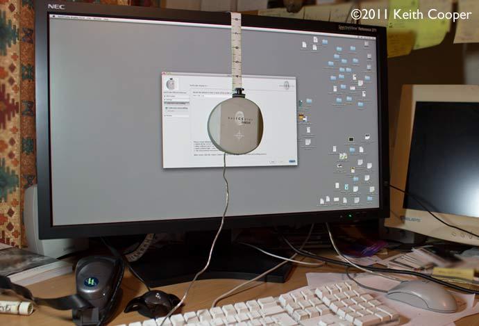 discus monitor calibrator