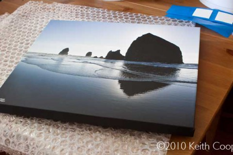 JetMaster canvas print display system review
