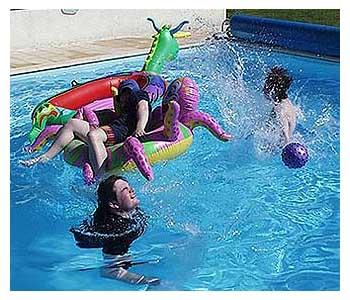 splash landing