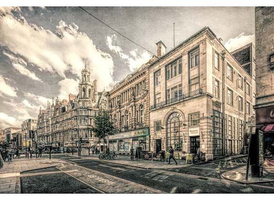 granby street
