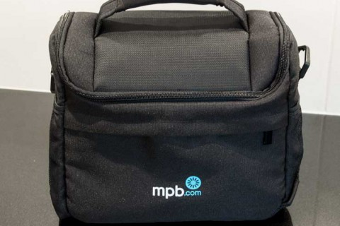 MPB camera shoulder bag review