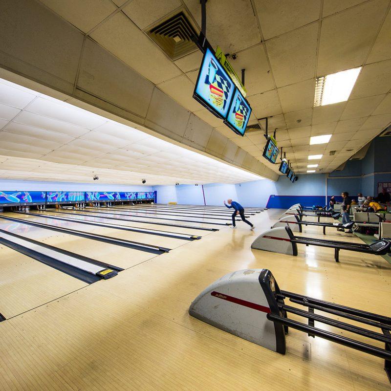 Bowling alley, Shipley