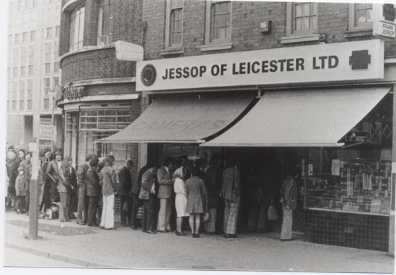 jessops of leicester