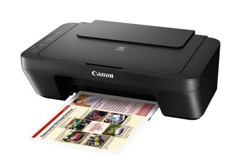 Two new Canon PIXMA printers