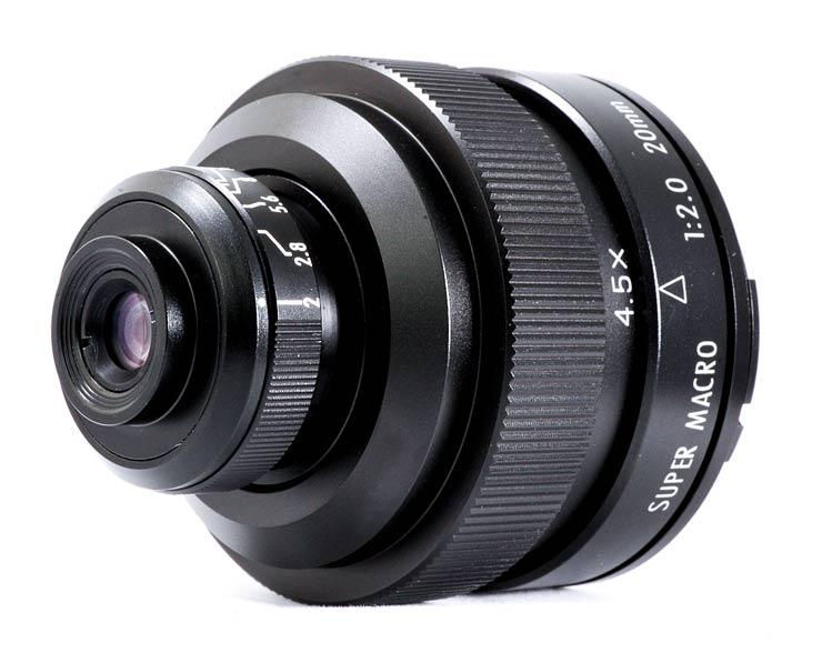 20mm f2 macro