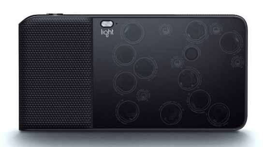 Light 16 camera multi-sensor sample images