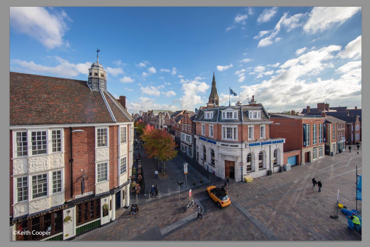 high street Leicester