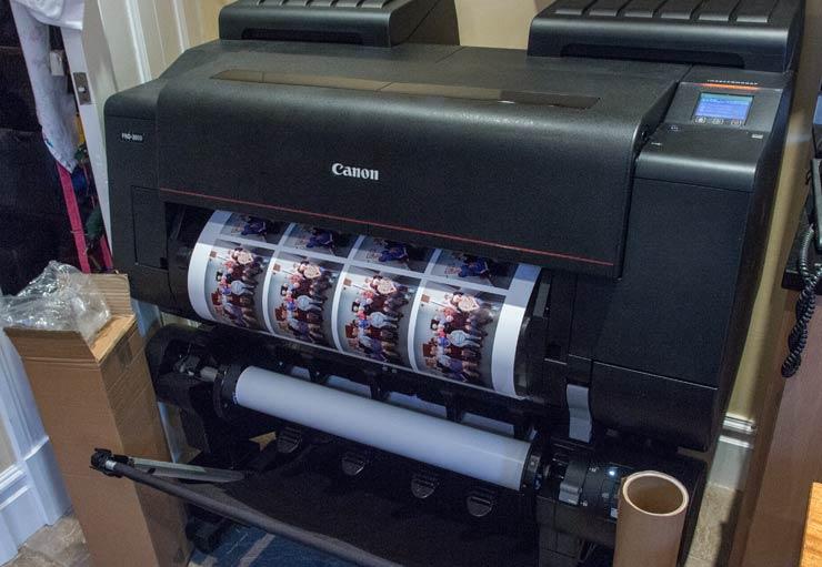 pro-2000 multiple prints