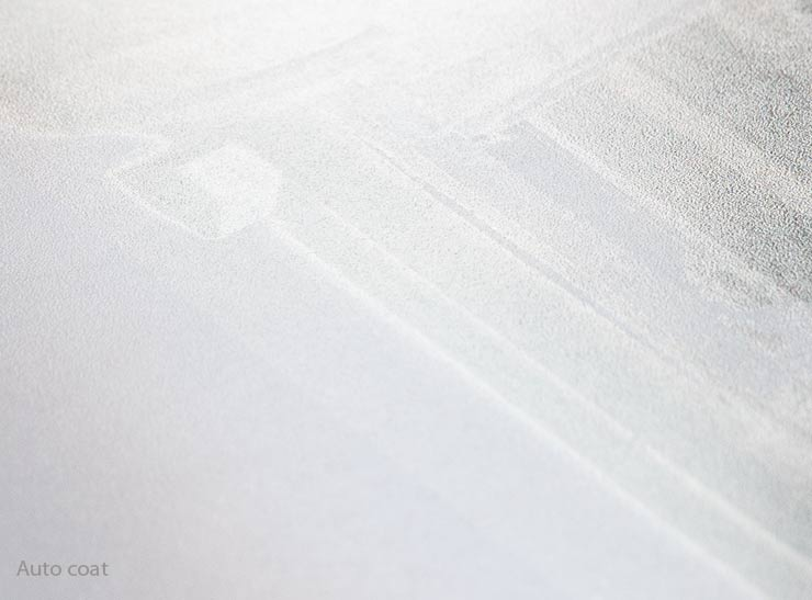 auto coat detail