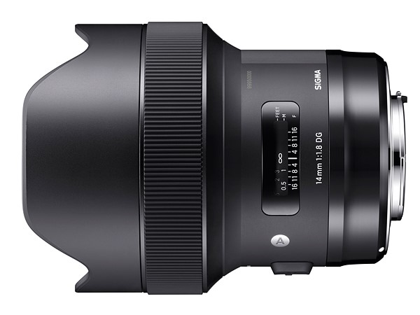 sigma 14mm f1.8