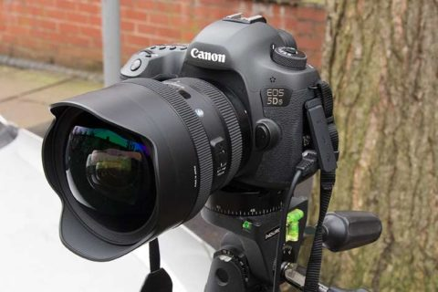 lens testing sigma 12-24