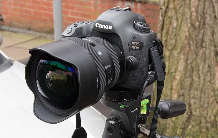 lens testing sigma