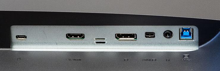 sw320 lower ports