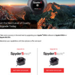 Spyder 5 upgrade offer