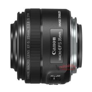 EF-S 35mm Macro