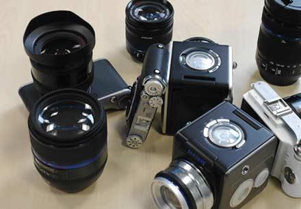 samsung test cameras