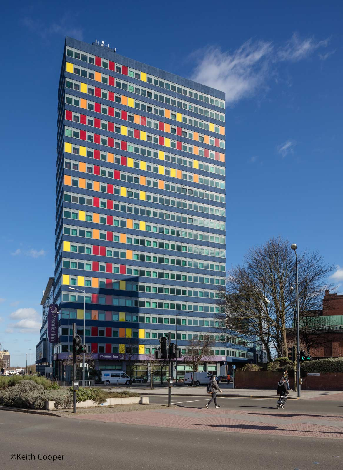 Photographing commercial property in Leicester - photos for