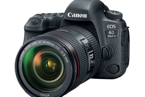 Canon 6D mk2 and 200D