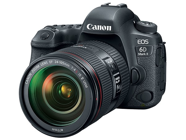Canon EOS 6D mk2 camera information and news
