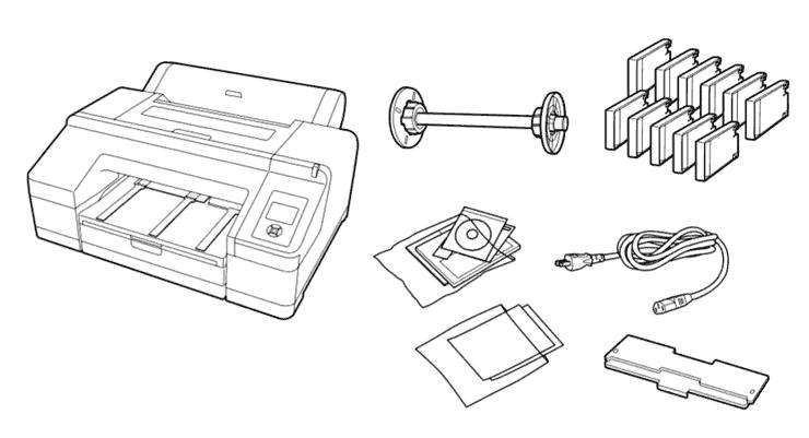 P5000 parts