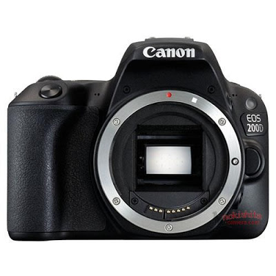 canon 200D front