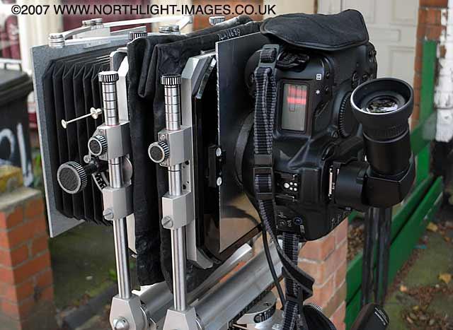 Canon view camera