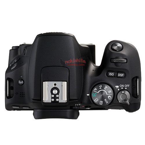 canon 200D top