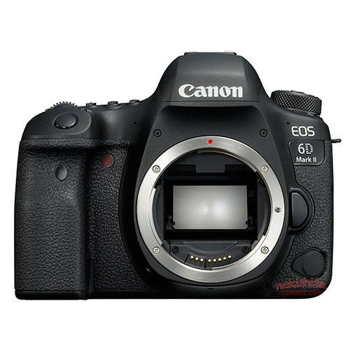 canon 6D2 front