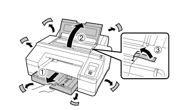 remove tape tabs