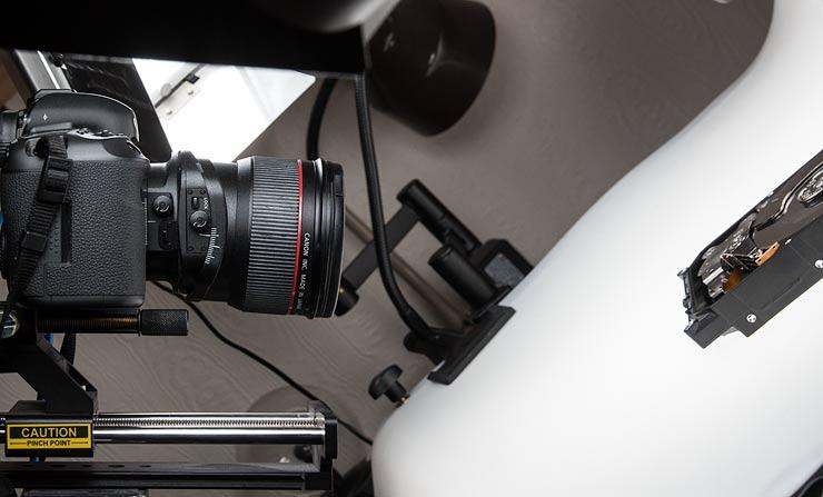 lens with tilt