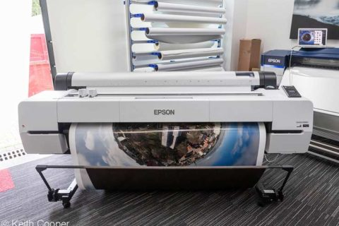 Epson SC-P20000 printer review