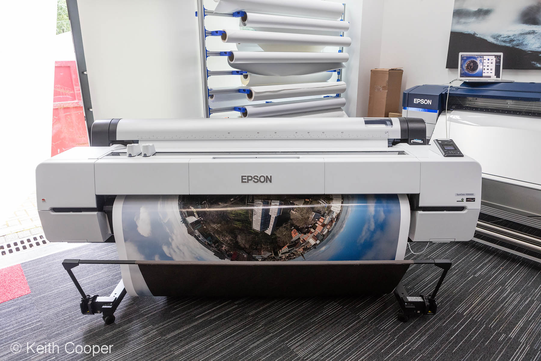 P20000 printing 64 inch width paper