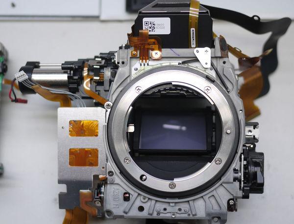d850 parts