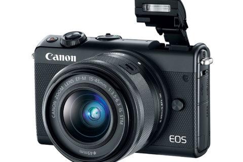 Canon EOS M100 24MP camera