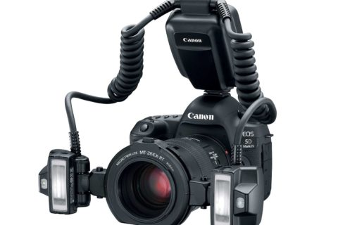 Canon MT-26EX-RT macro twin flash unit