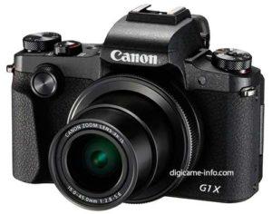 Canon PowerShot G1X Mark3