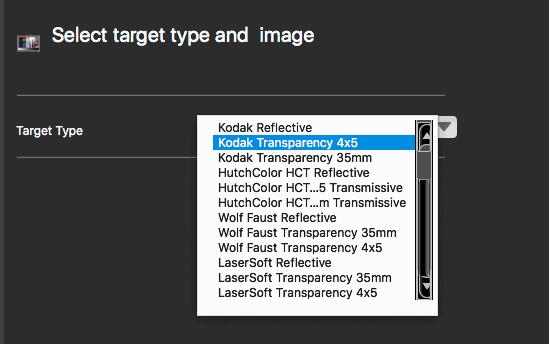 target types