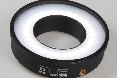 Kaiser KR90 LED ring light review