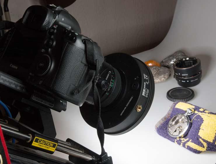 video setup