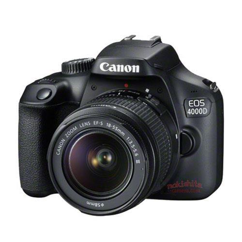 Canon EOS4000D DSLR