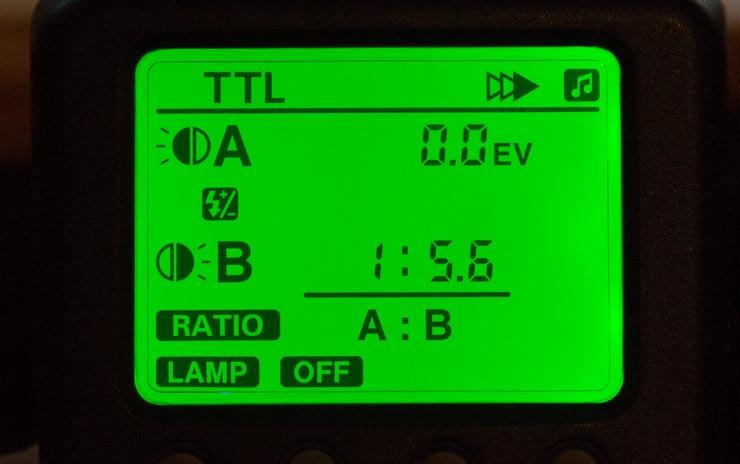 TTL mode