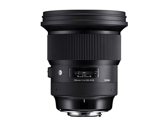 sigma 105mm f/1.4 art