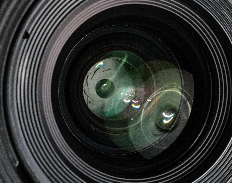 9 blade aperture