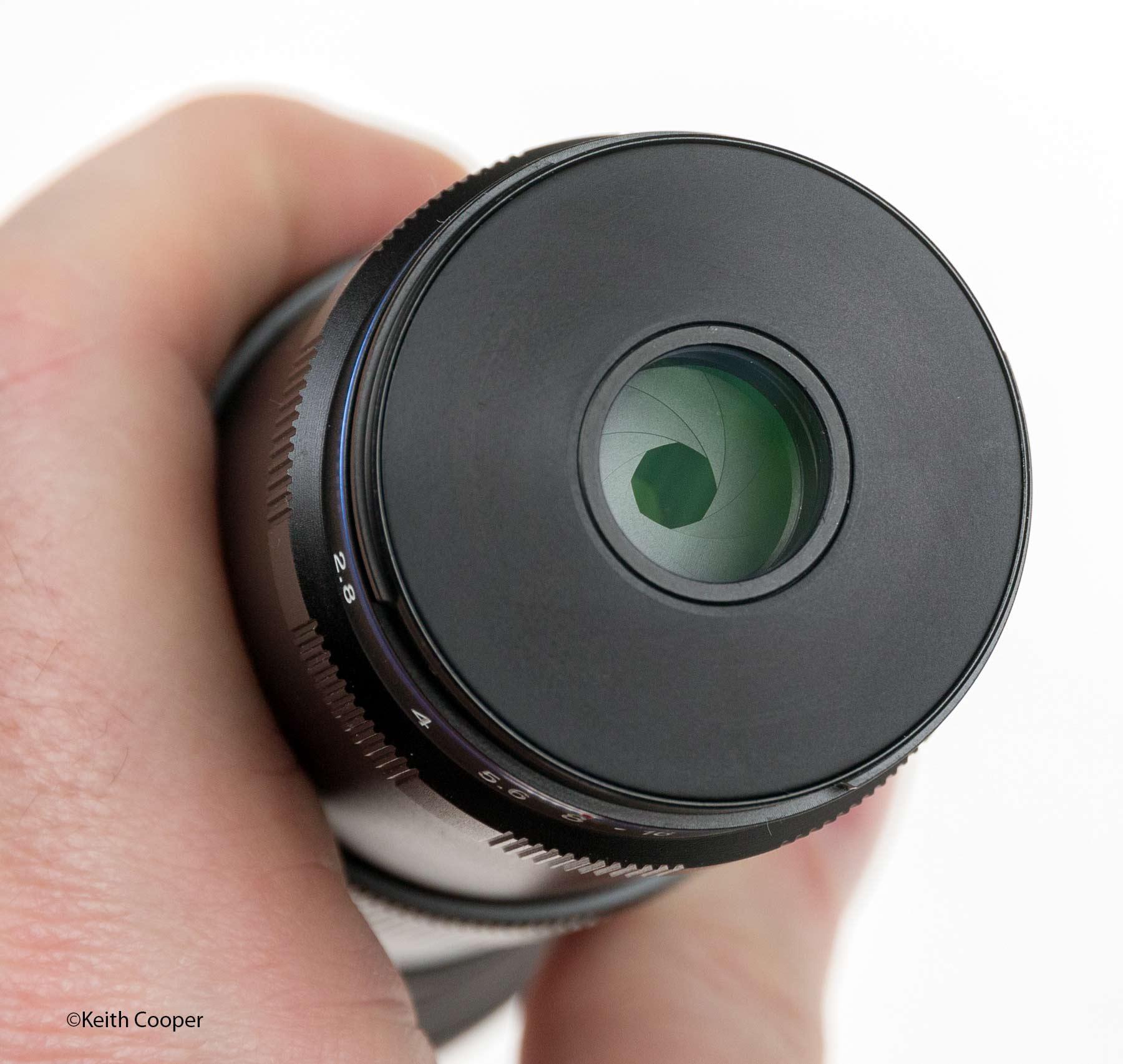 Laowa 25mm f/2 8 2 5x - 5x Ultra Macro lens review