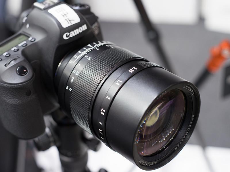 mitakon 50mm f/0.95