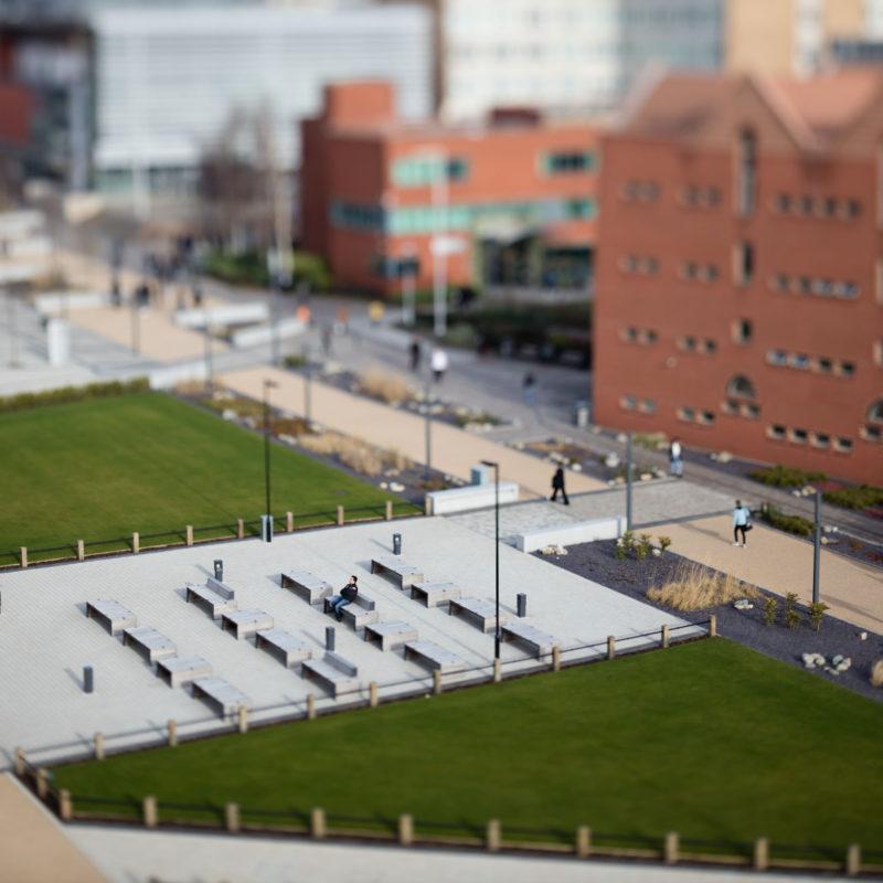 dmu model campus